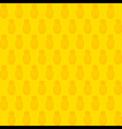 pineapple pattern background design vector image