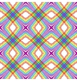 Abstract seamless diagonal line pattern vector image vector image