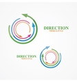 logo design element Creative modern abstract vector image vector image