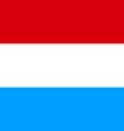 luxemburg vector image vector image