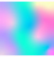 abstract iridescent background vector image