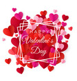 Happy valentines day and wedding design elements