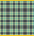 tartan texture fabric seamless pattern vector image vector image