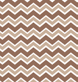 Chevron tan background vector image vector image