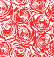 Texture of roses vector image vector image