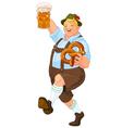 Oktoberfest Guy vector image vector image