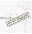 63 6 2016 home made vector image