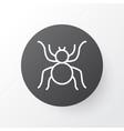arachnid icon symbol premium quality isolated