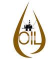 drop oil vector image vector image
