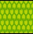 green grapes bunch pattern design for wrapping vector image vector image