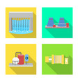 source and environment icon vector image