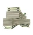 dollars vector image
