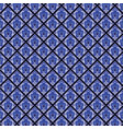 batik blue tones texture and background good for vector image vector image