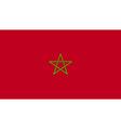 Morocco vector image