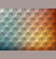 volume realistic texture 3d cubes geometric vector image