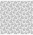 abstract pattern with spiral line good for print vector image