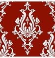 Floral damask seamless pattern