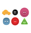 Set of buttons vector | Price: 1 Credit (USD $1)