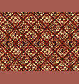batik traditional texture and background good vector image
