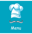 chef hat image vector image vector image