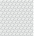 pyramid pattern vector image