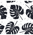 tropical pattern 006 vector image vector image