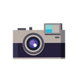 camera device photography vector image
