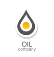 oil company vector image vector image