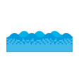 water game item vector image