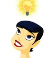Bright Idea vector image