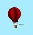 air ballon ad231