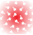background consisting of hearts pierced by arrows vector image