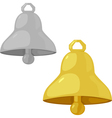 bell vector image vector image