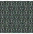 Cube pattern vector image vector image