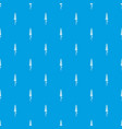 pouring wheat pattern seamless blue vector image vector image