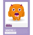 Monstrolab Cute Madness picture of vector image