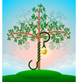 Bible Tree vector image