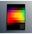 gradient background designed for poster wallpaper vector image vector image