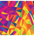 Multi colored triangles background vector | Price: 1 Credit (USD $1)