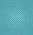tile pattern with small white polka dots on mint vector image vector image