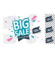big sale mega vector image