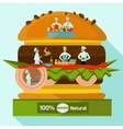Cooking People Concept vector image vector image