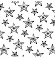 grunge nice bright star universe background vector image vector image