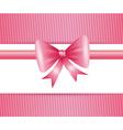 Pink digital design vector image