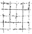 Scratched Grid vector image