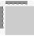 ruler yardstick judicial forensic criminalist csi vector image vector image