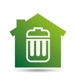 Concept environment recycle icon graphic