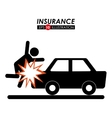 Protection and insurance vector image